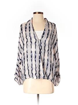 Parker Long Sleeve Blouse Size S