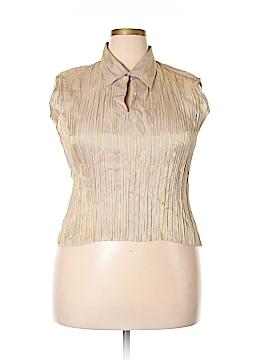 Nicola Sleeveless Blouse Size XL