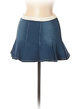 So Low Denim Skirt Size XS
