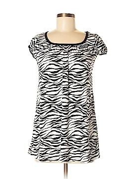Julie's Closet Short Sleeve Blouse Size M