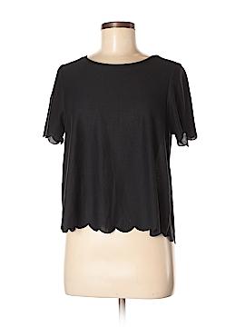 Topshop Short Sleeve Top Size 8