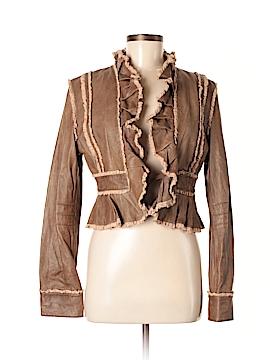 Arden B. Leather Jacket Size L