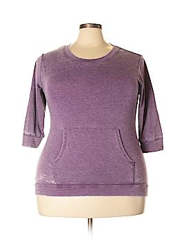 Central Park Sweatshirt Size 1X (Plus)
