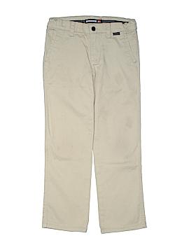Quicksand Khakis Size 7