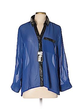 Ali & Kris Long Sleeve Blouse Size 1X (Plus)