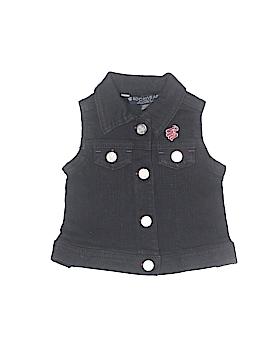 Rocawear Denim Vest Size 6-9 mo