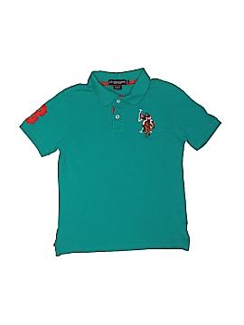 U.S. Polo Assn. Short Sleeve Polo Size 8
