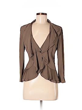 DKNY Silk Blazer Size 8