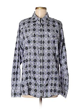 Rock 47 Long Sleeve Button-Down Shirt Size XL