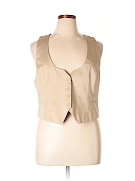 Ann Taylor LOFT Tuxedo Vest Size XL