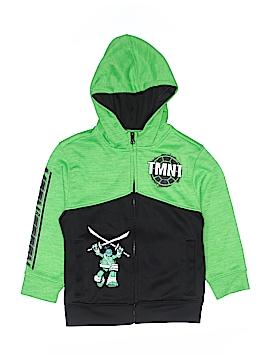 Teenage Mutant Ninja Turtles Zip Up Hoodie Size 5 - 6