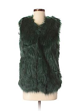 Jessica Simpson Faux Fur Jacket Size XS