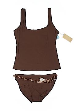 MICHAEL Michael Kors Two Piece Swimsuit Size 10