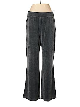 Style&Co Sport Velour Pants Size L