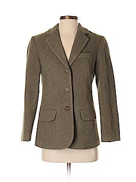 L.L.Bean Wool Blazer Size 4 (Petite)