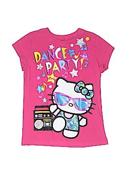 Hello Kitty Short Sleeve T-Shirt Size 7/8
