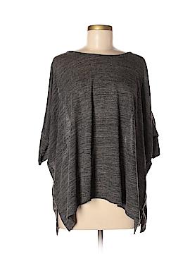 Zara W&B Collection Poncho Size M