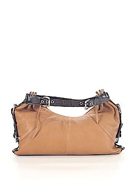 Carla Mancini Leather Shoulder Bag One Size