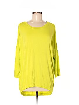 Denim Co 3/4 Sleeve Top Size M