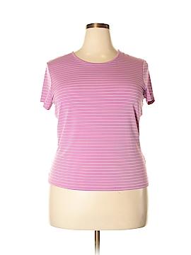 Casual Corner Short Sleeve T-Shirt Size XL