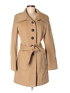 DKNY Wool Coat Size 8