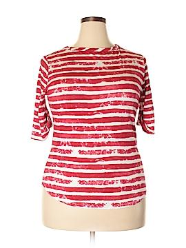 Peck & Peck Short Sleeve T-Shirt Size XL