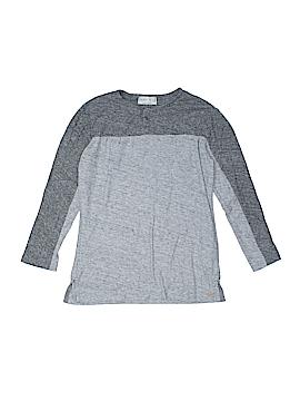 Zara Long Sleeve Henley Size 8