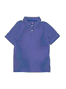 Khaki Short Sleeve Polo Size M (Youth)