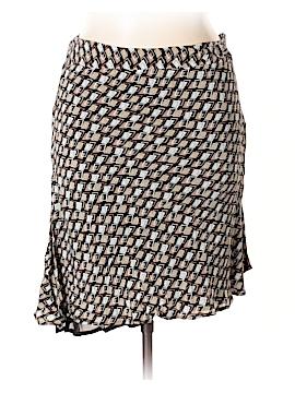 Worthington Silk Skirt Size 16