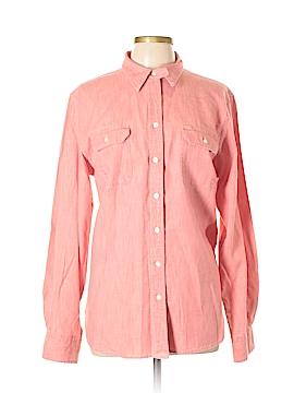 Polo Jeans Co. by Ralph Lauren Long Sleeve Button-Down Shirt Size 1X (Plus)