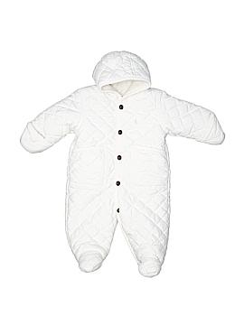 Ralph Lauren One Piece Snowsuit Size 9 mo