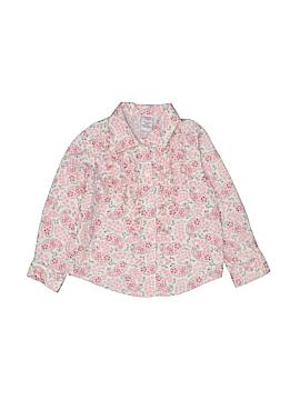 Gymboree Long Sleeve Button-Down Shirt Size 3