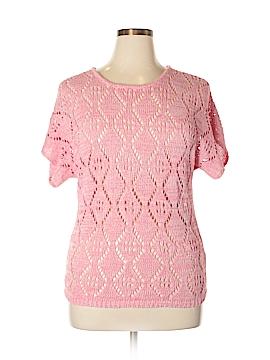 Leo & Nicole Pullover Sweater Size L