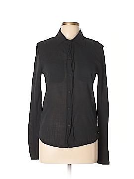 Michael Stars Long Sleeve Button-Down Shirt Size Sm (0)