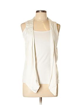 Zara Basic Tuxedo Vest Size L