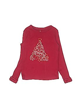 Copper Key Long Sleeve T-Shirt Size 6 - 6X