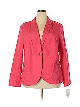 Liz Claiborne Blazer Size 2X (Plus)