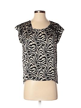 Julie's Closet Short Sleeve Blouse Size S