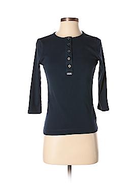 Lauren Jeans Co. 3/4 Sleeve Henley Size XS