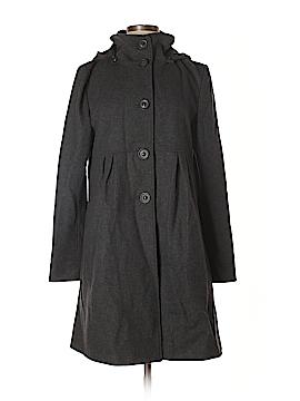 DKNY Wool Coat Size 10