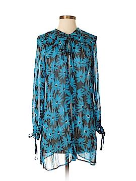Gottex Silk Cardigan Size S