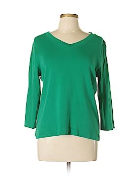 Kim Rogers 3/4 Sleeve T-Shirt Size L
