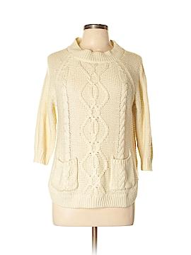 John Paul Richard Pullover Sweater Size L