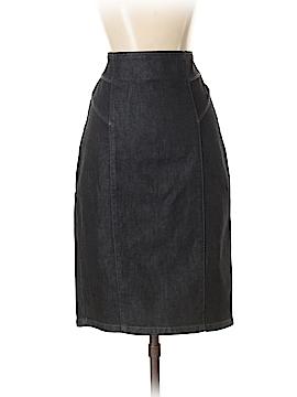 Ann Taylor Factory Denim Skirt Size 2