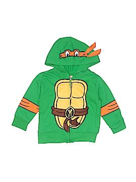 Teenage Mutant Ninja Turtles Zip Up Hoodie Size 18 mo