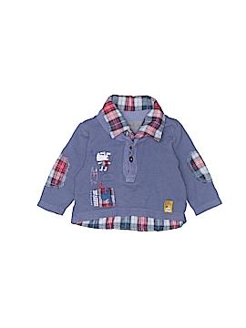 Baby Naartjie Long Sleeve Henley Size 0-3 mo