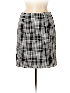 Petite Sophisticate Casual Skirt Size 4 (Petite)
