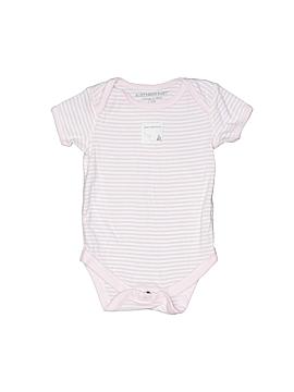 Burt's Bees Baby Short Sleeve Onesie Size 3-6 mo