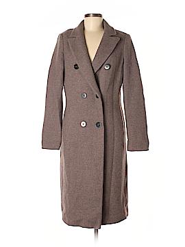 Intermix Wool Coat Size M