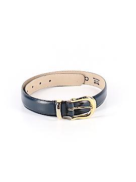 Capezio Leather Belt Size S